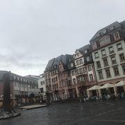 マインツのマルクト広場
