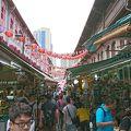 写真:チャイナ タウン ストリート マーケット