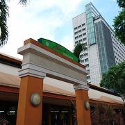 シンガポール一のホーカー