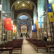 見応えある大聖堂