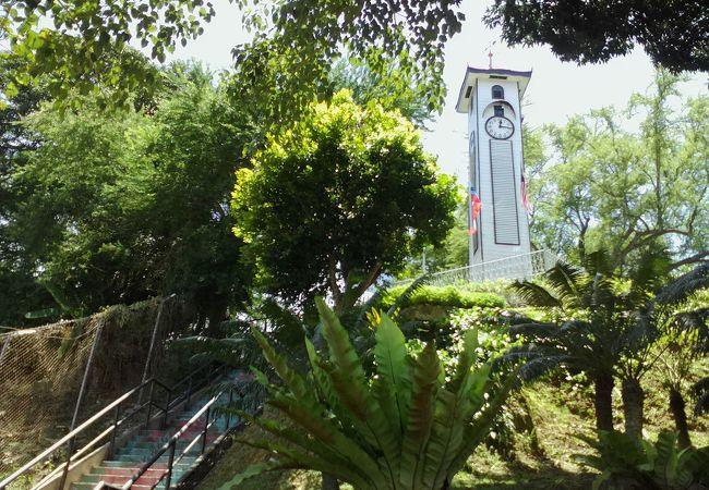 アトキンソン時計台