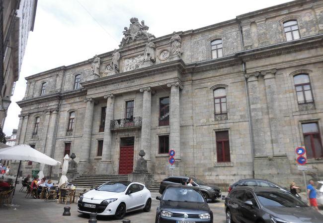 サンティアゴ・デ・コンポステーラ大学 地学・歴史学部校舎