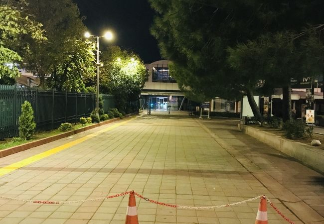 イェニカプ港のオープン時間