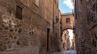 複雑な旧市街