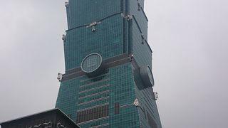 台北にそびえ立つ建造物