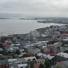 塔から眺める街