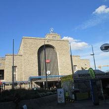シュッツトガルト中央駅