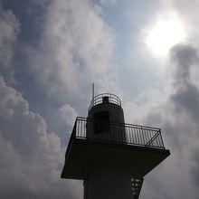 見ごたえのある灯台