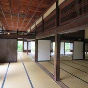 掛川城の二の丸の中が開放されている