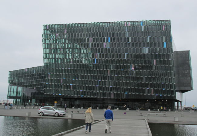 Harpa Concert and Conference Centre