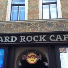 ハードロックカフェ プラハ