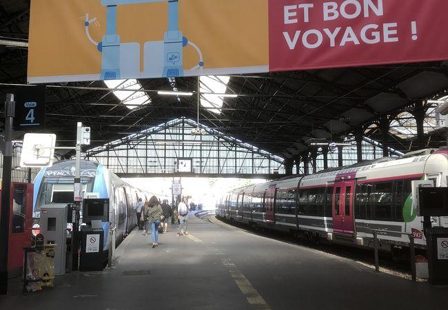 サン ラザール駅