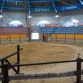 写真:宇和島市営闘牛場