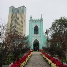 聖ミカエル墓地