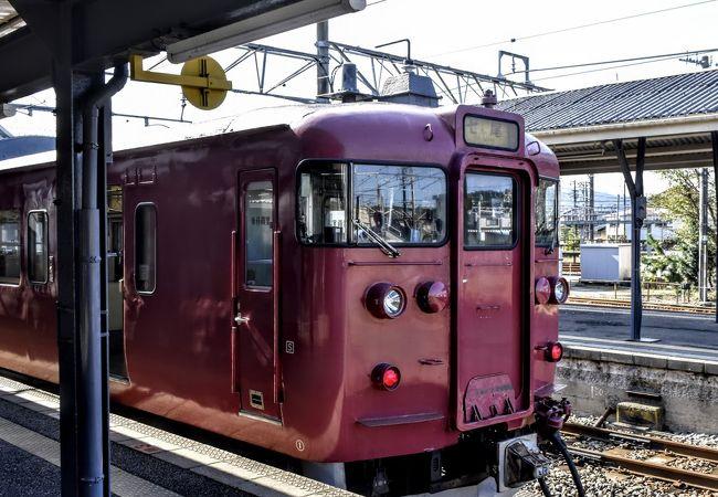 JR七尾線
