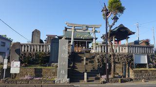 浅間神社 (幸手市北)