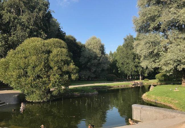 ヴェスニアンスキー公園
