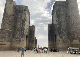 アク サライ宮殿跡