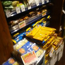 色々な輸入ものの食品雑貨