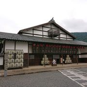 江戸時代から残る歌舞伎小屋