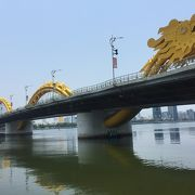 想像より長い橋でした