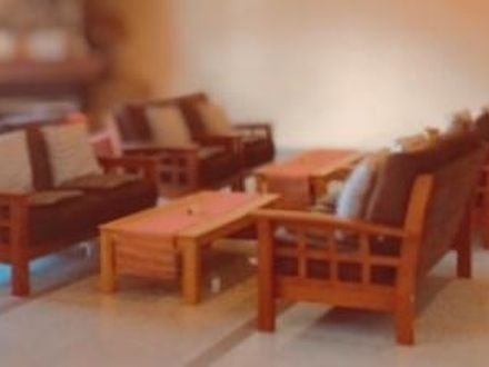 白樺湖ホテルパイプのけむり 写真