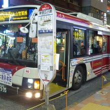路線バス (関東バス)