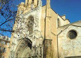 サン ソーヴール大聖堂