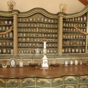 ハイデルベルク城内にある博物館です