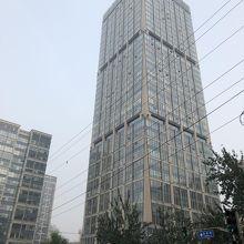 ホリデイ イン 北京 フォーカス スクエア