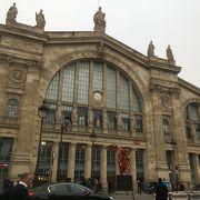 パリ交通の要所
