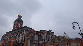 アレクサンドル ネフスキー大修道院