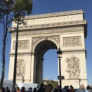 有名な凱旋門
