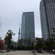 錦糸公園には王さんの記念碑がある