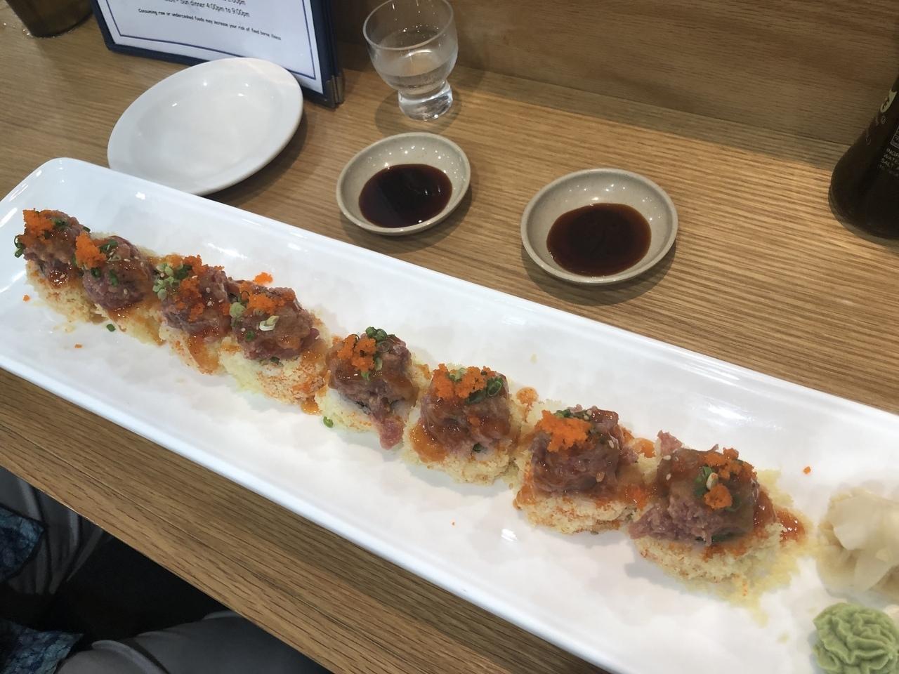 カリフォルニアビーチ ロックン寿司