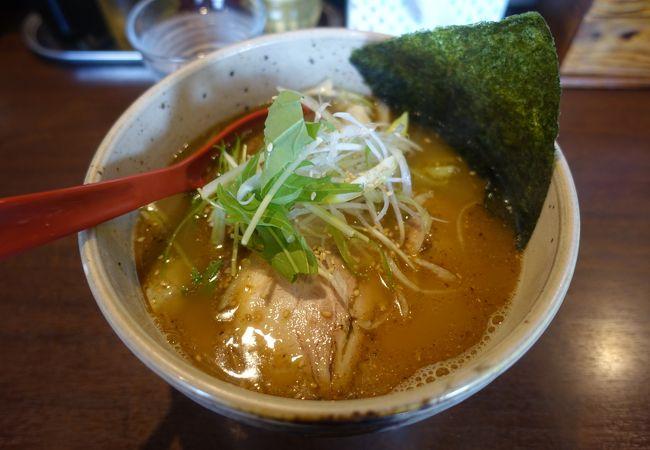麺屋 無尽蔵