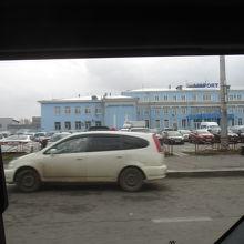 イルクーツク国際空港 (IKT)