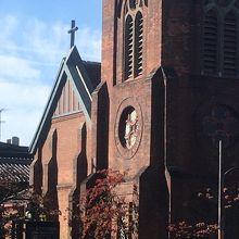 日本聖公会 聖アグネス教会
