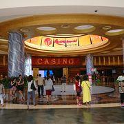 セントーサ島の内にあるカジノ