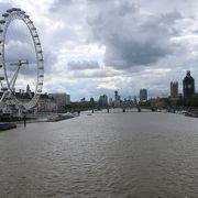 ロンドンの風景を彩る