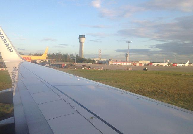 アイルランドのメイン空港