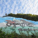 サラブレッド大壁画
