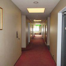 3階の廊下