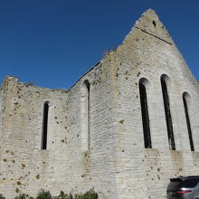 セント クレメンス教会の廃墟
