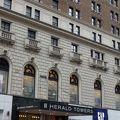 ニューヨーク有数の好立地に建つオフィスやレジデンスも備えた複合ビルディング