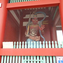 宝蔵門仁王像