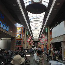 ベル大利商店街