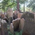 写真:旧ユダヤ人墓地