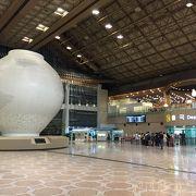 コンパクトで快適な金浦空港