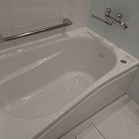 お風呂もきれい!